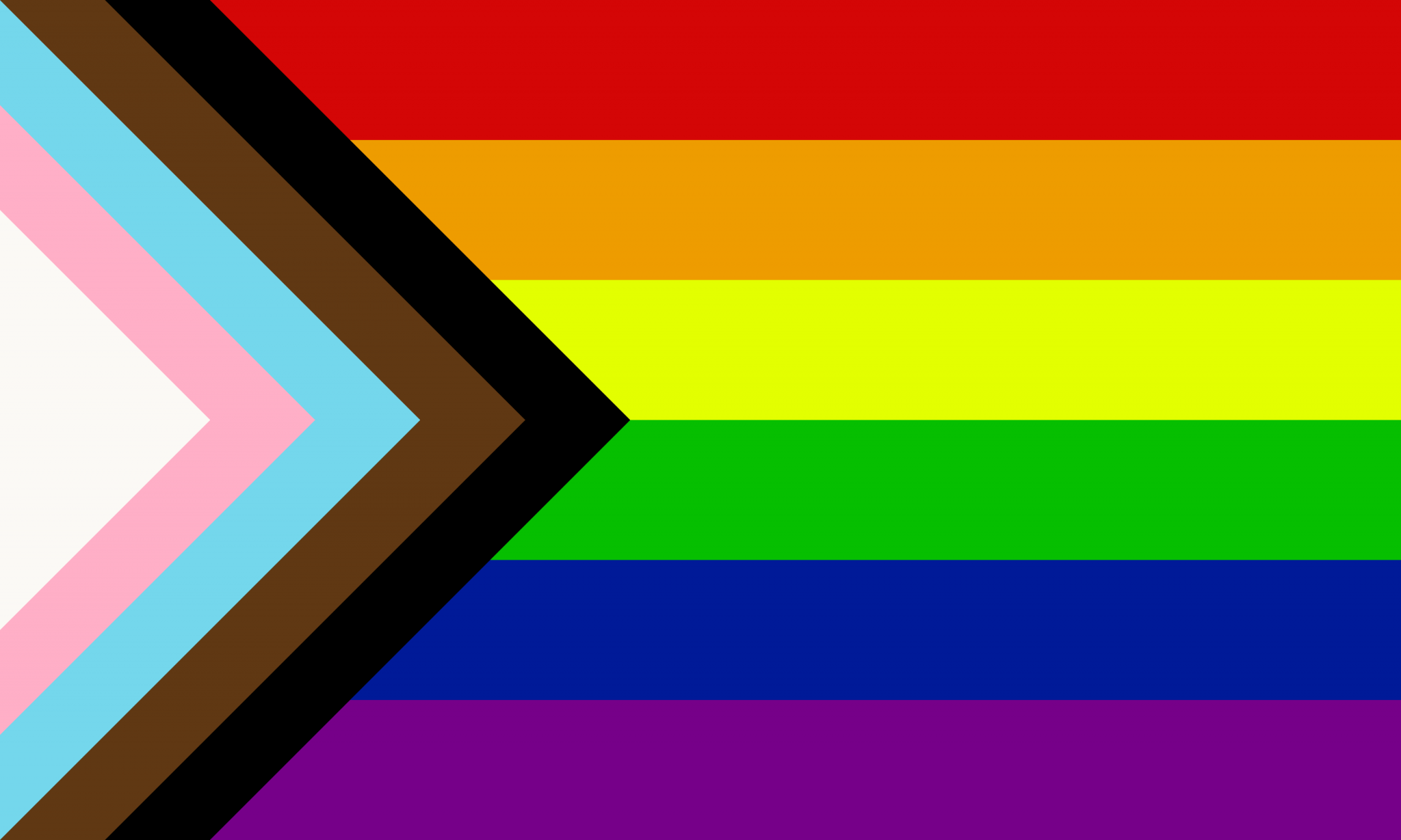Progress Pride Flag